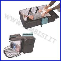 Baby travel nuova borsa da viaggio