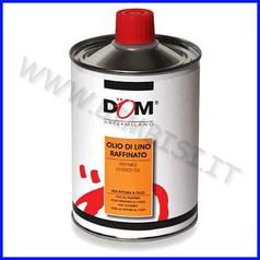 Olio di lino raffinato ml.500
