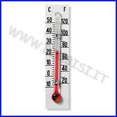 Sistemi misurazione termometro alluminio mm 10x45