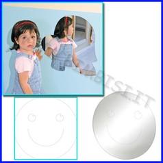 Specchio di sicurezza h cm.50 smile