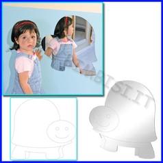 Specchio di sicurezza h cm.50 tartaruga